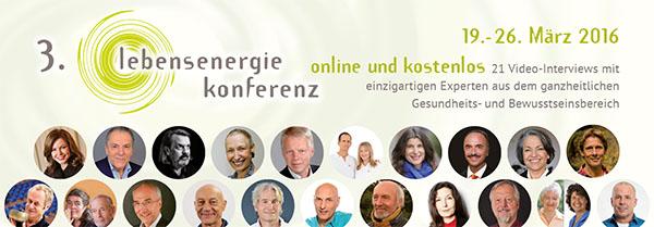 Lebensenergie Konferenz